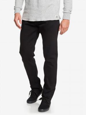 Modern Wave Jeans Quiksilver Černá