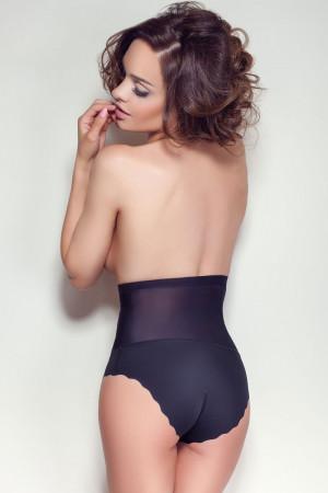 Tvarující dámské kalhotky Mitex Glam black 2xl