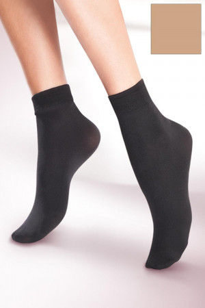 Dámské ponožky Gabriella Microfibre Code 601 neutro uni