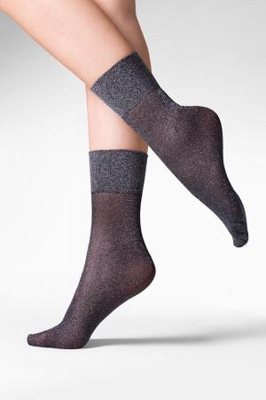 Dámské ponožky Gabriella Tova code 688 nero uni