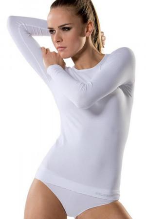 Dámské tričko LS 900 white bílá