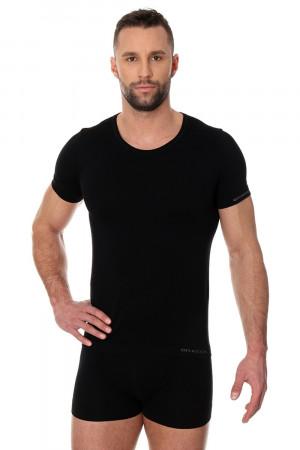 Pánské tričko 00990A black černá