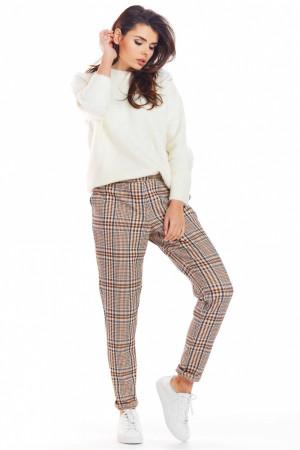 Dámské kalhoty  model 148986 awama