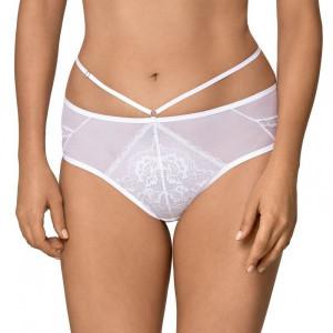 Ava 1856/B Venus brazilky Kalhotky S bílá