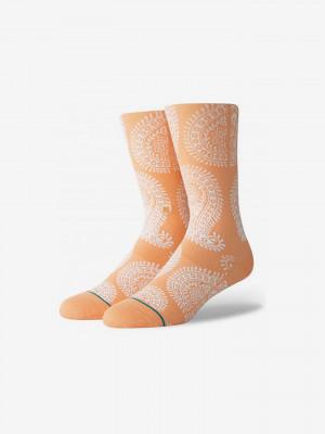 Salton Ponožky Stance Oranžová