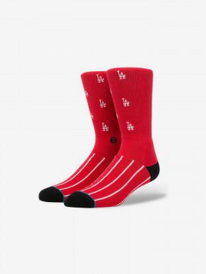 Stance 1955 Ponožky Stance Červená