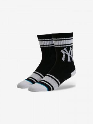 Bronx Bombers Ponožky Stance Černá