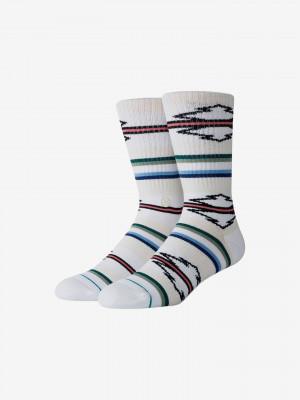 Odessa Ponožky Stance Bílá