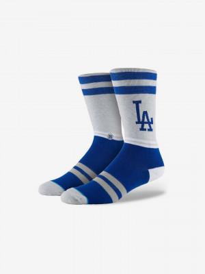 LA Dodgers Ponožky Stance Modrá