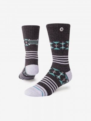 Ptarmigan Outdoor Ponožky Stance Černá