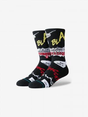 Blam Ponožky Stance Černá
