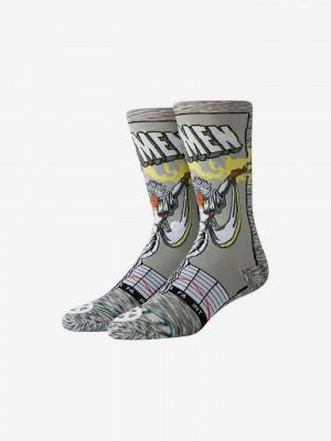 Storm Comic Ponožky Stance Šedá