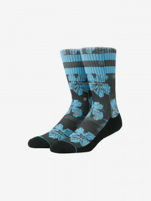 Chiapas Ponožky Stance Černá