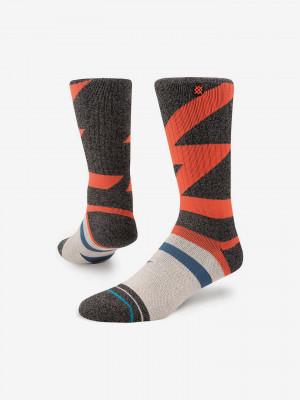 Cottonwood Adventure Outdoor Ponožky Stance Oranžová