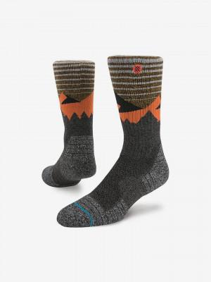 Divide Hike Ponožky Stance Šedá