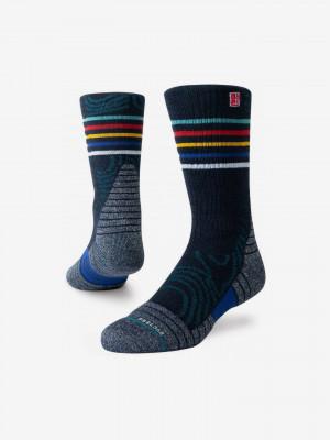 Ulvetana Trek Ponožky Stance Modrá