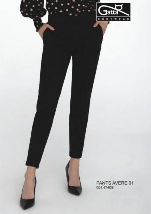 Dámské kalhoty AVERE 01 černá
