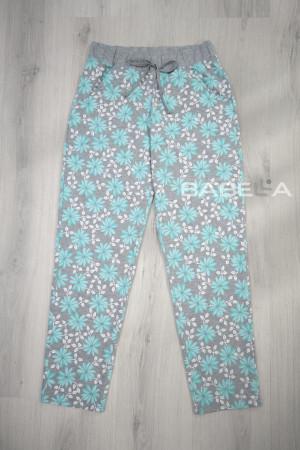 Kalhoty 3079 márová