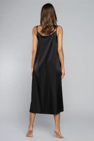 Dámská noční košile Italian Fashion Dotyk černá s