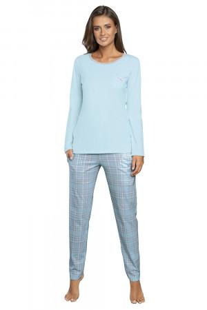 Dámské pyžamo Italian Fashion Mitali modrá s