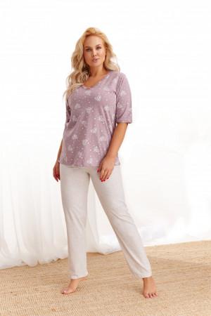 Dámské pyžamo 2465 Lidia violet fialová