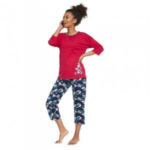 Cornette 391/248 Katherine Dámské pyžamo XL růžová