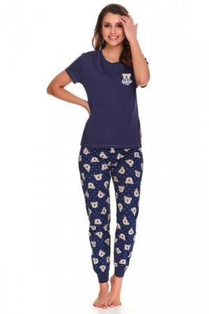 Dn-nightwear PM.9910 Dámské pyžamo S cosmos