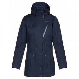 Dámský zimní kabát Brasil-w tmavě modrá - Kilpi