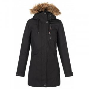Dámský zimní kabát Peru-w černá