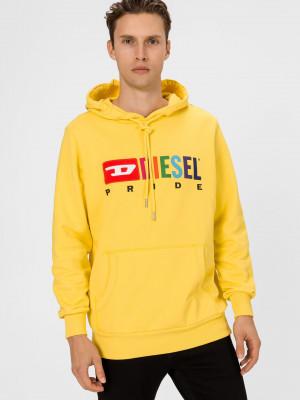 S-Gir Mikina Diesel Žlutá
