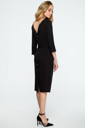 Dámské šaty S119 - Stylove černá