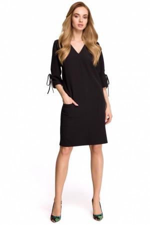 Dámské šaty S111 - Stylove černá