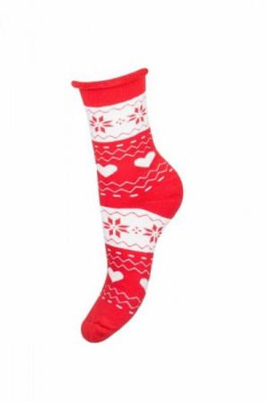 Milena beztlakové Frote 0118 Ponožky 37-41 šedá-jeans