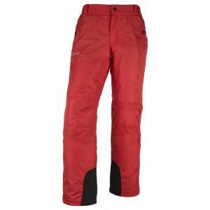Pánské lyžařské kalhoty Gabone-m červená - Kilpi