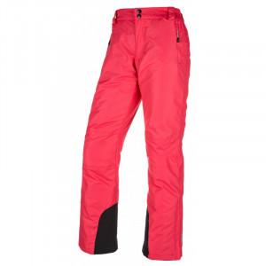 Dámské lyžařské kalhoty Gabone-w růžová - Kilpi