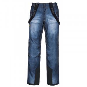Pánské lyžařské kalhoty Denimo-m modrá - Kilpi