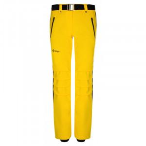 Dámské lyžařské kalhoty Hanzo-w žlutá - Kilpi