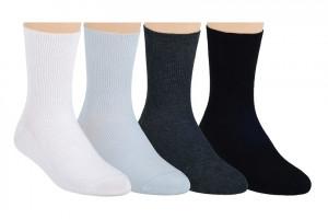 Pánské nestahující ponožky 018 - Steven jeans 43-46