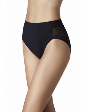 Kalhotky Vientre Plano Perfect Curves 1032068 černá - Janira černá