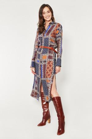 Denní šaty model 150225 Click Fashion