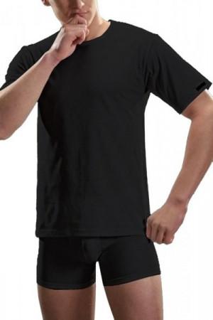 Cornette Authentic 202+ Pánské tričko L černá
