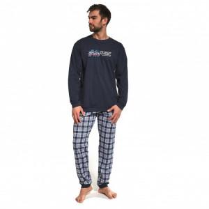 Cornette 115/157 Street Wear Pánské pyžamo M tmavě modrá