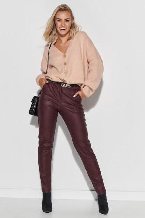 Dlouhé kalhoty  model 150085 Makadamia