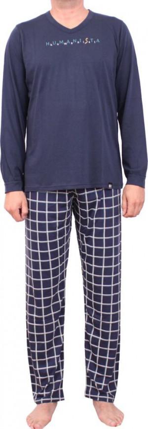 Pánské pyžamo 13625 - Vamp tmavě modrá