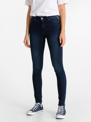 99 Luzien Jeans Replay Modrá