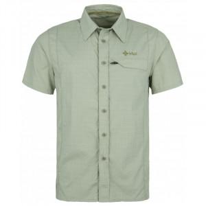 Pánská košile Bombay-m khaki - Kilpi