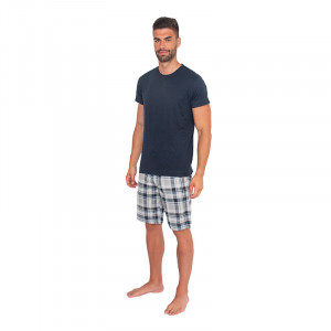 Pánské pyžamo Jockey vícebarevné nadrozměr (500001 477) 4XL