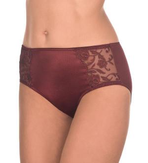 Felina Moments bokové kalhotky rubinová rubinová