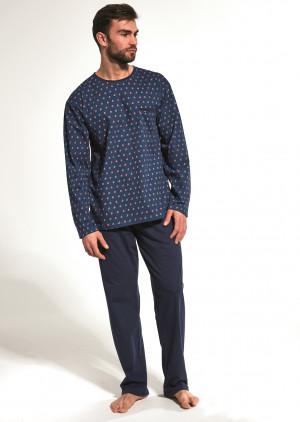 Pánské pyžamo 309/170 Olaf - Cornette tmavě modrá