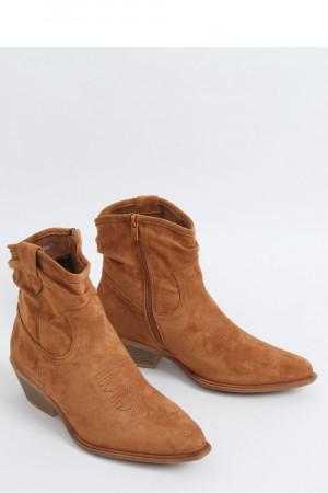 Boty na podpatku  model 150952 Inello